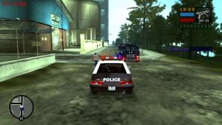 GTA: Liberty City Stories (PS2): Mission #69 - The Shoreside Redemption