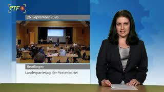 RTF.1-Nachrichten 26.09.2020