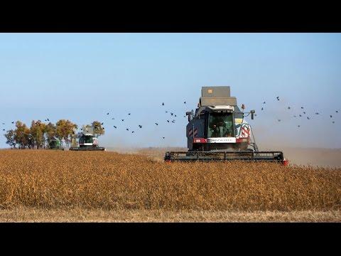 Family farmers fight corporations in North Dakota