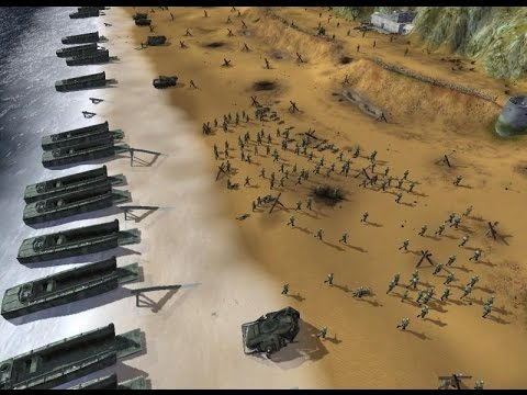 The Most large-scale screen adaptation of the Battle of Normandy (D-Day) in the games! Order of War