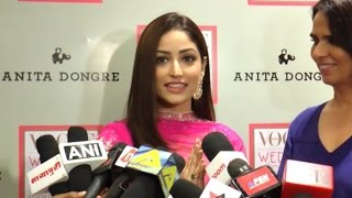 Yami Gautam reacts to Pulkit's wife Shweta's blames, watch video | Filmibeat