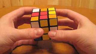 How to Scramble the Rubik
