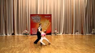 Westie Fest 2012 - Rising Star Routines - Alexey Grigoriev & Ekaterina Avlasevich
