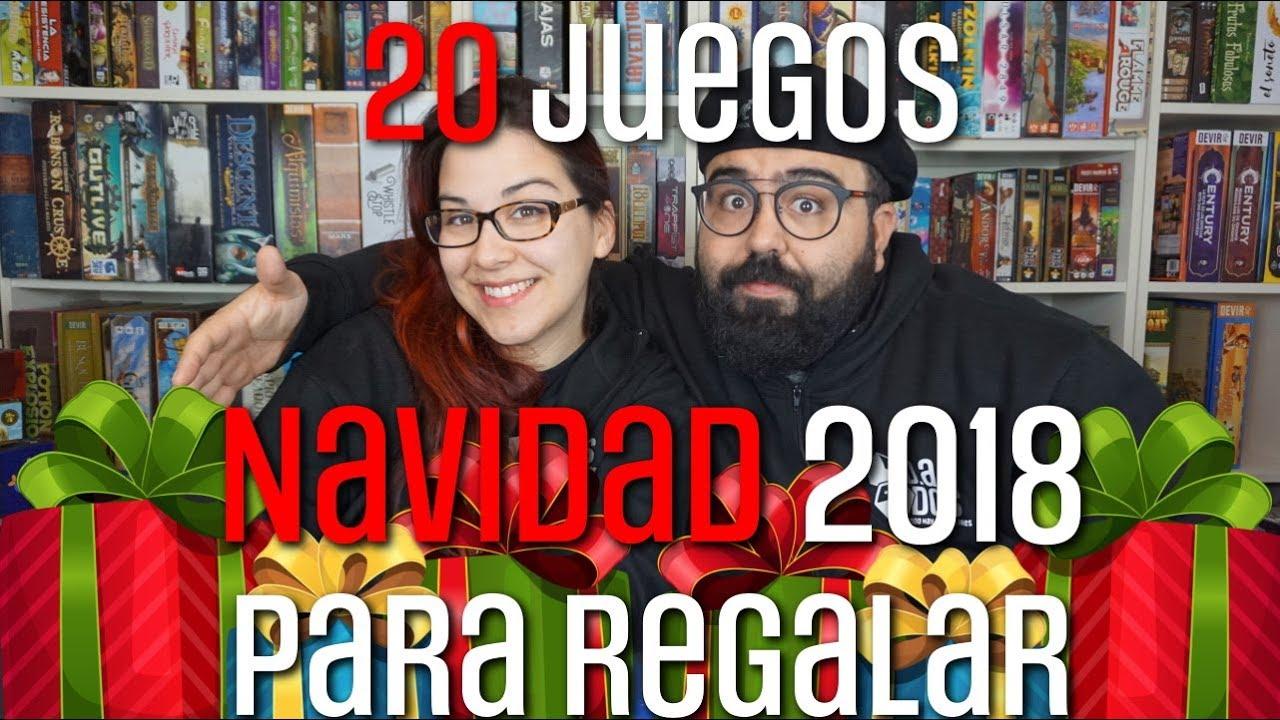 Juegos Para Regalar En Navidad 2018 2019 Youtube