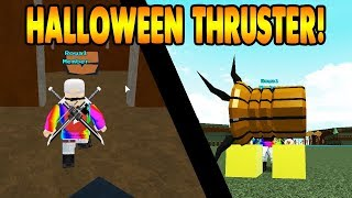 How To Get The New Thruster | Build A Boat For Treasure ROBLOX