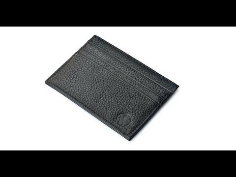 Чехол для кредитных карт с AliExpress