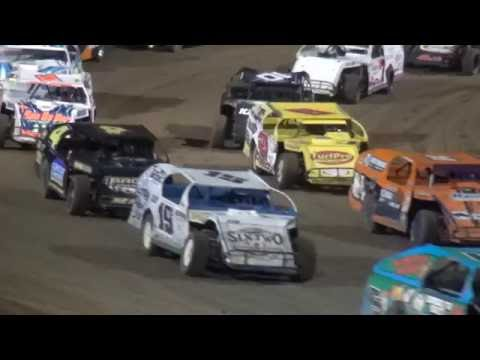 IMCA Modified feature Independence Motor Speedway 8/20/16