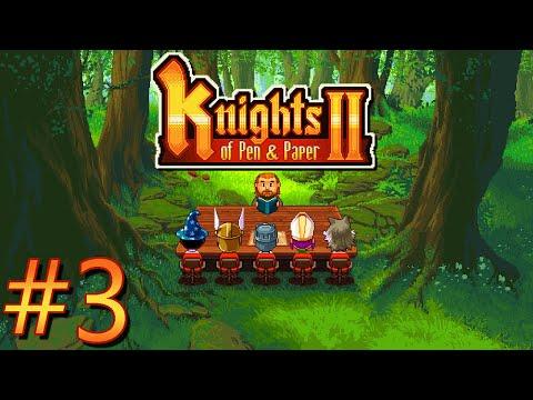 Knights of Pen & Paper II: Summoning Circle | Nvidia Shield Android TV Gameplay #3
