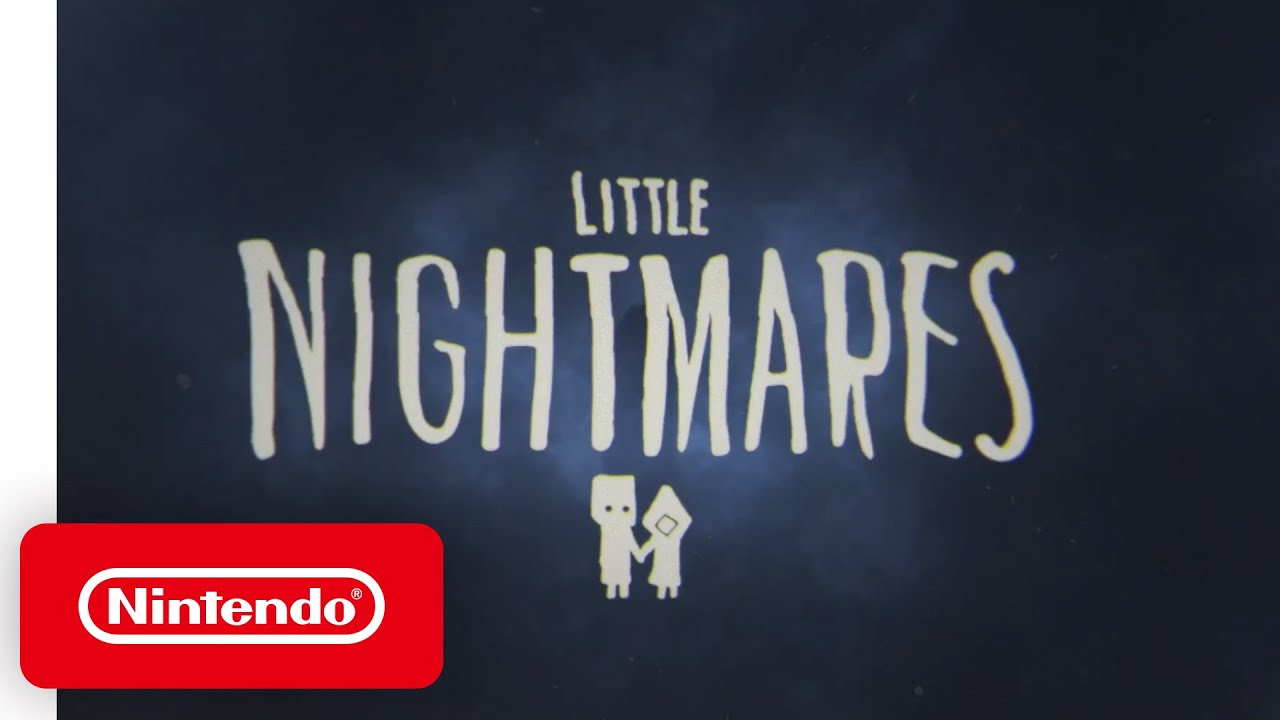 Little Nightmares II - Halloween Trailer - Nintendo Switch