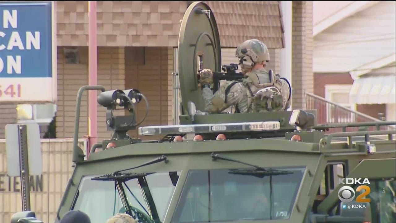 Download SWAT Team Surrounds Beaver Co. Apartment Building