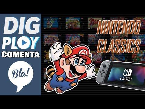 Nintendo Irá Lançar Um Serviço De Assinatura Para Seus Jogos Clássicos?