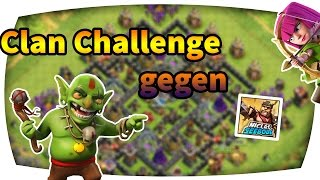 Clan Challenge gegen Niclas // Let´s Play Clash of Clans (German/HD)