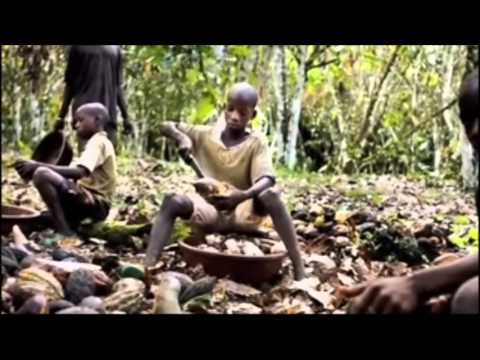 Child Slavery in Cocoa Farms