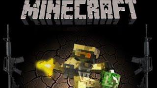 ПУШКИ ТАНКИ И ВЕРТОЛЕТЫ в Minecraft