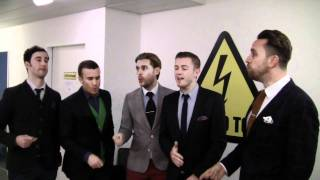The Overtones - Live bei RADIO TOP mit Gambling Man