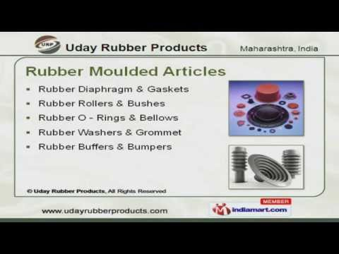 Rubber Products By Uday Polymers, Mumbai