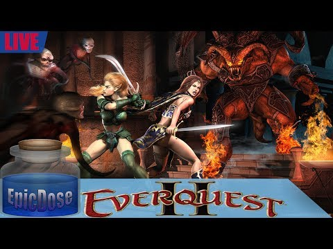 Everquest 2 – EQ2 – EverQuest II – Born Again Noob – I'm Lost – Gameplay