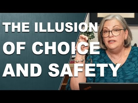 THE ILLUSION OF CHOICE AND SAFETY: Washington and Wall Street Merge