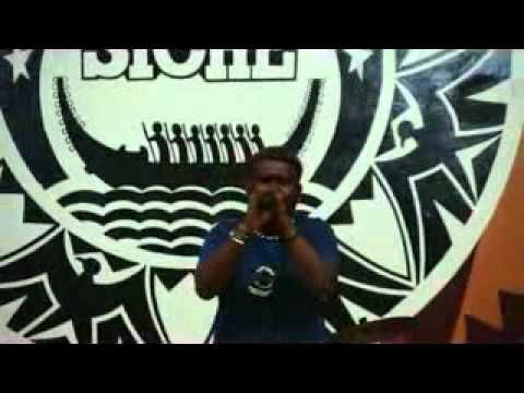 Solomon Islands national university theme song audition