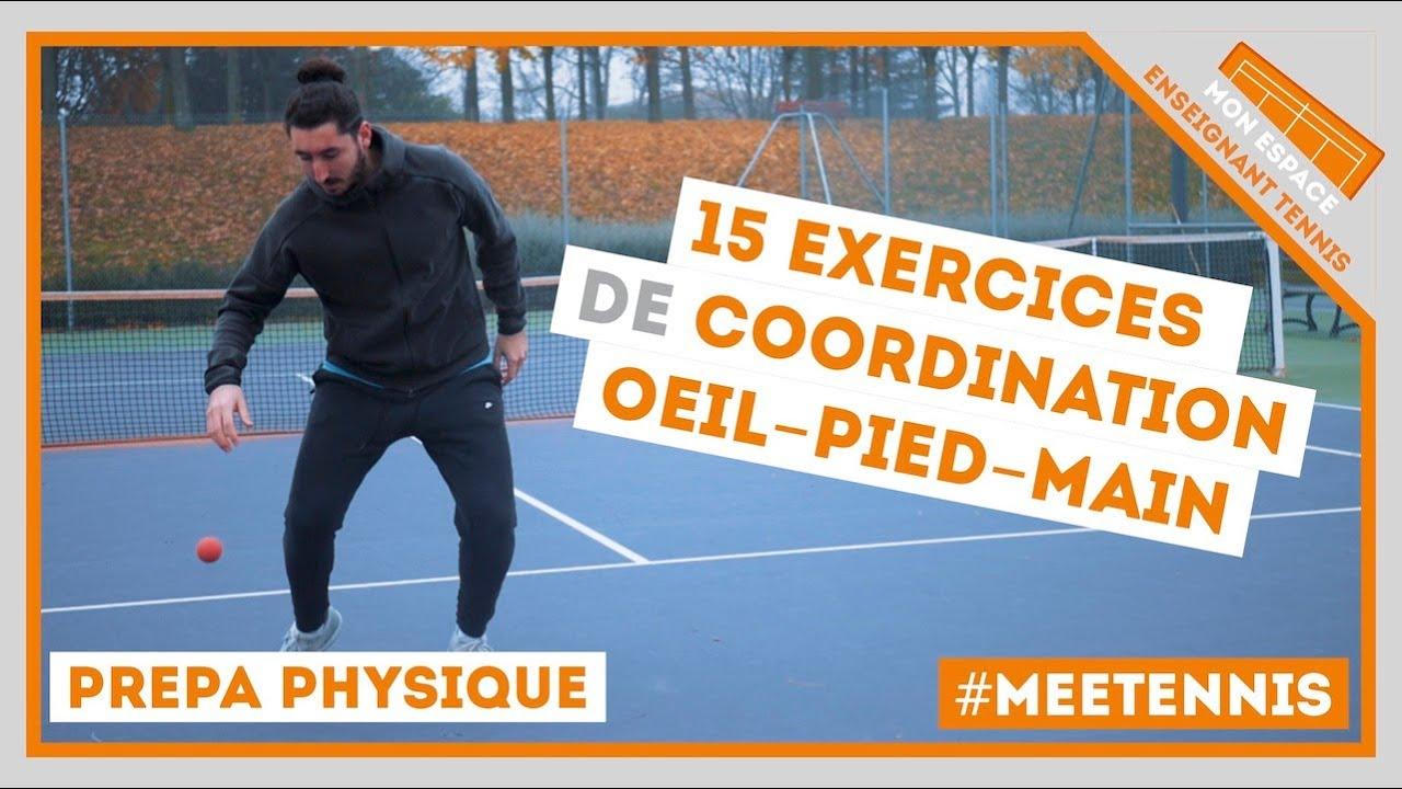 PREPA PHYSIQUE 15 Exercices de Coordination - YouTube
