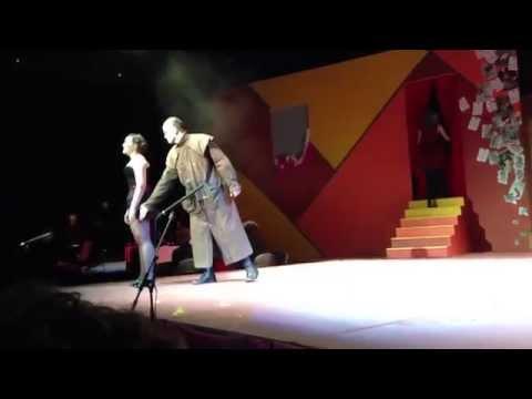 Cabaret the musical - Final Scene - Lancaster University 2013