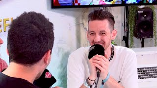 Tomorrowland 2018 : Sigala en interview avec la Fun Radio Family