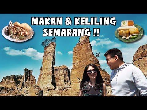 Tahu Gimbal & Soto Kudus Enak Banget !! (Semarang Travel VLOG Trailer)