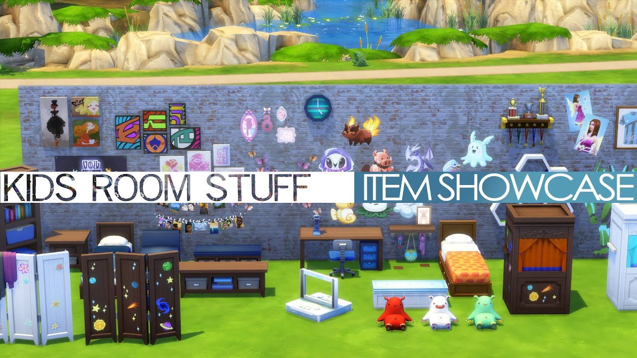Attractive The Sims 4 Kids Room Stuff   Item Showcase/Overview