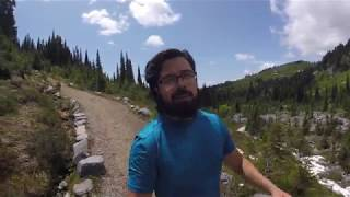 Stunning Skyline Loop Trail - Mt.Rainier National Park