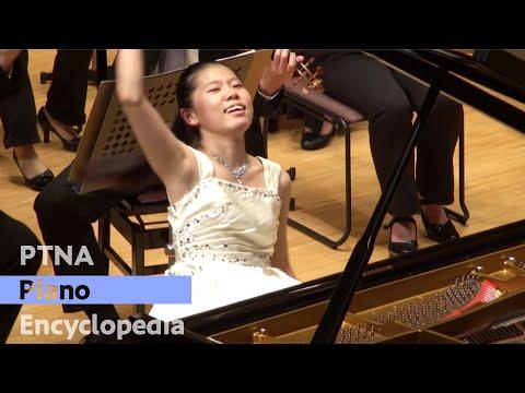 2016PTNA特級ファイナル 太田糸音/チャイコフスキー ピアノ協奏曲第1番