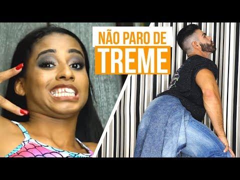 REAGINDO A MC LOMA: TREME TREME - UMA RAPIDINHA