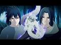 Itachi And Sasuke Vs Kabuto