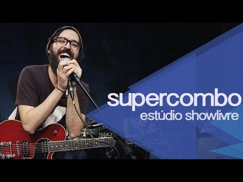 """Memorial"" - Supercombo no Estúdio Showlivre 2015"