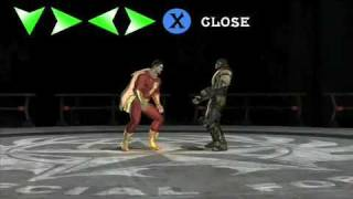 AH Guide: Mortal Kombat vs DC Universe: Fatality Walkthrough Part 4 | Rooster Teeth