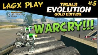 WARCRY!!! - LAGx Play Trials Evolution: Gold Edition #5