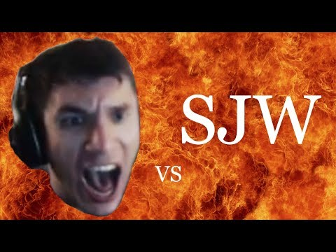 Trainwrecks Thoughts on SJW's who got him suspended