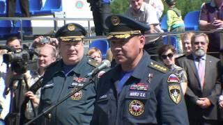 МЧС Демонстрационные учения Ногинск 2010(часть 2).mp4