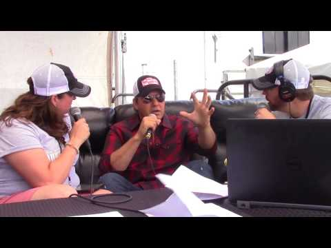 Rodney Atkins Talks Country Music and Jerky  at Countryfest