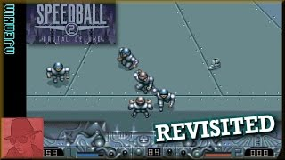 Speedball 2 : Brutal Deluxe - on the Commodore Amiga !! - REVISITED