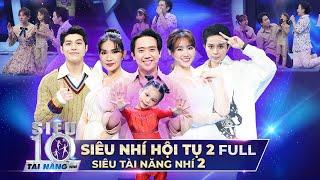 Siêu Tài Năng Nhí Mùa 2 - Siêu Nhí Hội Tụ Tập 2 Full HD