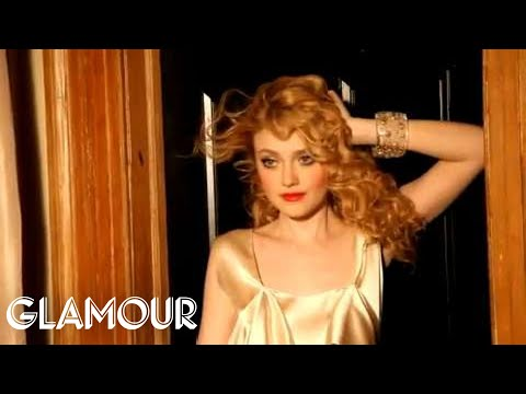 Glam Facts about our Cover-Shoot with March 2013 Glamour Magazine Cover Star Dakota Fanning