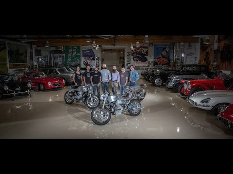Revival Cycles - Jay Leno's Garage