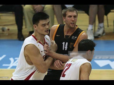 Germany @ China 2006 FIBA Stanković Continental Champions
