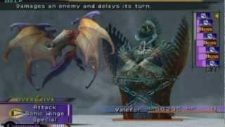 Final Fantasy X - No Sphere Grid - Dark Anima (No Zanmato)