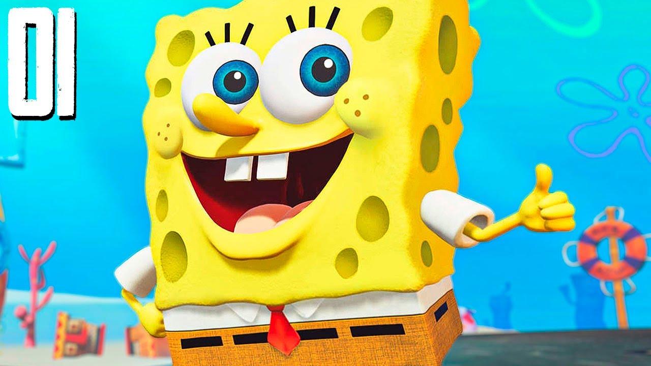 'SpongeBob SquarePants: Battle for Bikini Bottom - Rehydrated ...