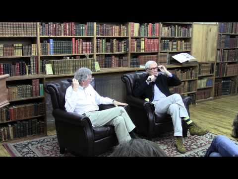 Poets Mark Strand and Charles Wright Read From Their Latest Work