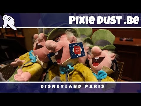 Disneyland Paris Winter Sales 2017 Merchandise