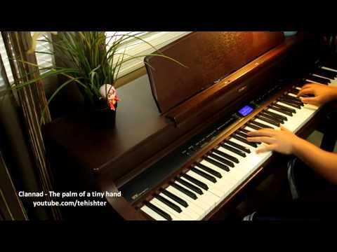 Clannad - Chiisana Te no Hira (Improvisation)