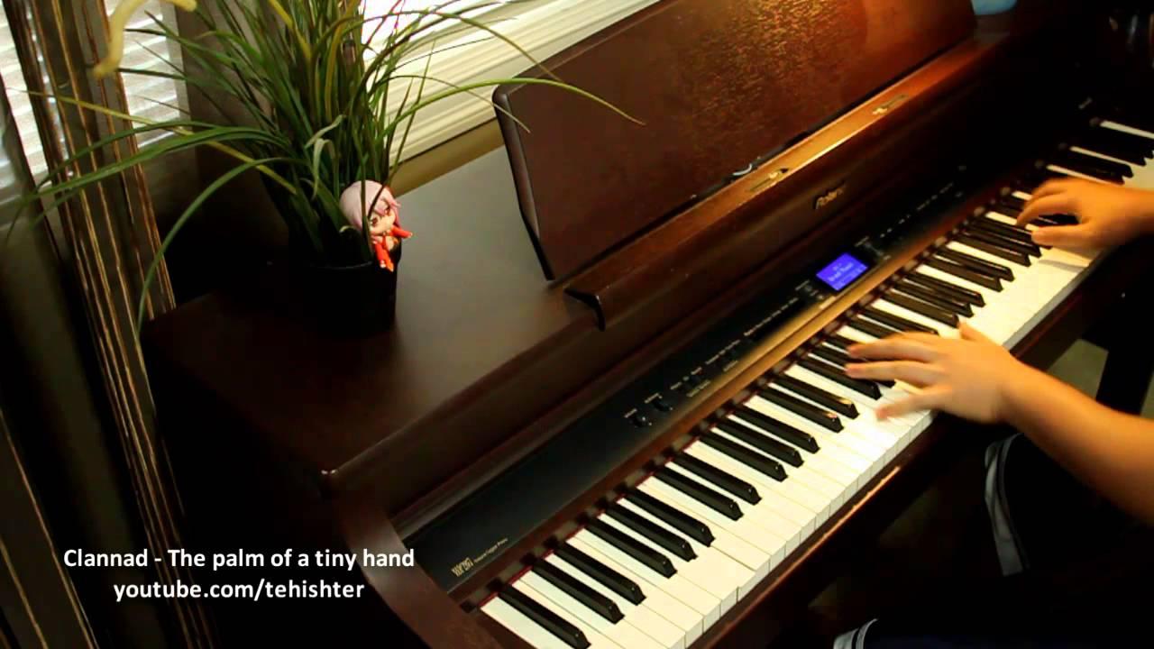 clannad-chiisana-te-no-hira-improvisation-anime-pianist-ishter-kun