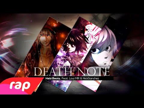 Rap Dos Detetives (Death Note) Ft: LouiMr & Nick Sanchez